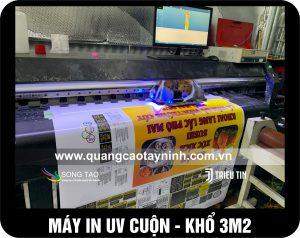 May in UV Tay Ninh