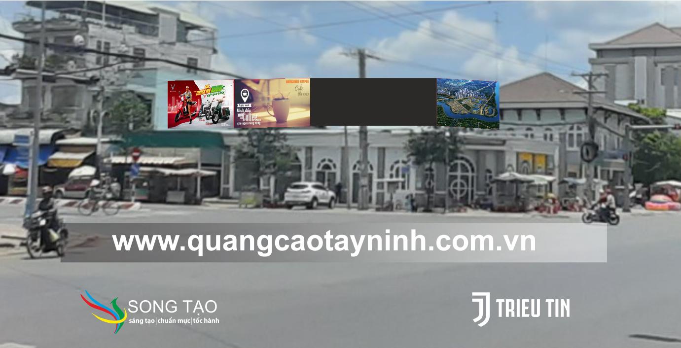 Cho thuê quảng cáo tại Tây Ninh